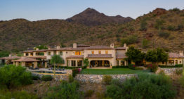 On the Market: Signature Silverleaf Estate With Dramatic City Views
