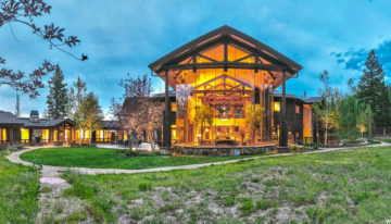 On the Market: One of the West's Most Remarkable Ski Homes, Park City