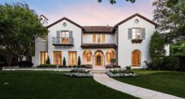 On the Market: Mediterranean Villa in University Park, Texas