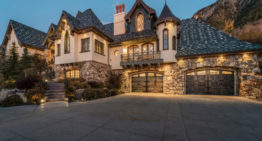 On the Market: Majestic Mountain Estate in Salt Lake City