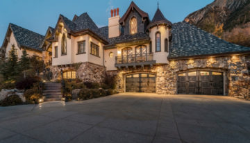 On the Market: Majestic Mountain Estate in Salt Lake City