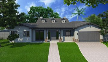 On the Market: $1,749,900 Brand New Home in the Heart of Beautiful Arcadia