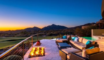 On the Market: Desert Mountain Estate With Breathtaking Views