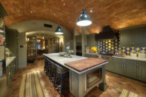 27950Gourmet Kitchen