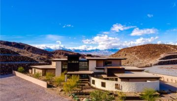 On the Market: A Secluded Las Vegas Sanctuary