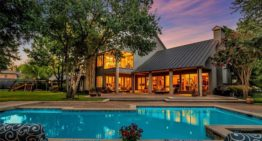 On the Market: Texas Hill Country Contemporary Estate