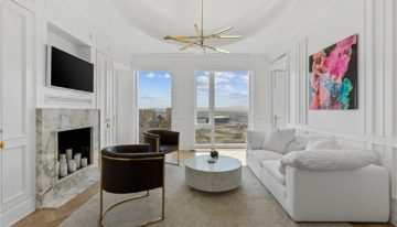 On the Market: Las Vegas Penthouse with Strip & Mountain Views