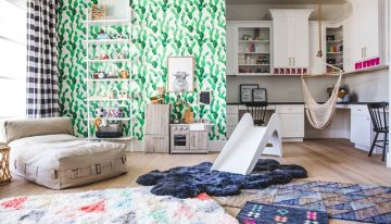 Design Tips for the Coolest Kids Room Ever