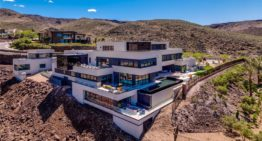On the Market: A Luxe Las Vegas Masterpiece
