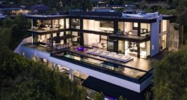 On the Market: LA Compound with Sunset Strip Views