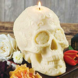 9665_blanc_macabre_skull_candle_l