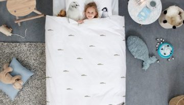 The Cutest Kids Bedding–Ever
