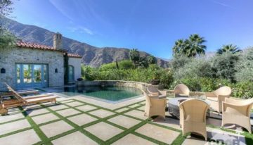 On the Market: Mountainside Masterpiece in La Quinta, California