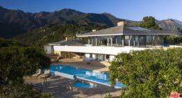 On the Market: Art Meets Architecture at this Santa Barbara Estate