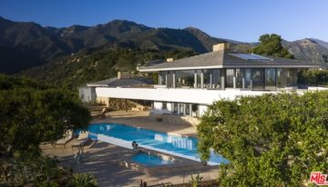 On the Market: Art Meets Architecture at this Santa Barbara Estate