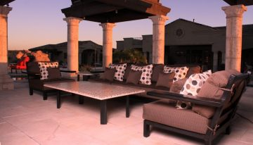 One-of-a-Kind Patio Furniture
