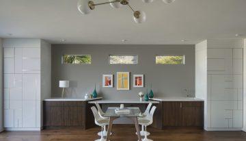 Design Spotlight: Mid-Century Modern Bonus Room