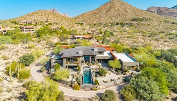 On the Market: $5,500,000 Pinnacle Peak Estate