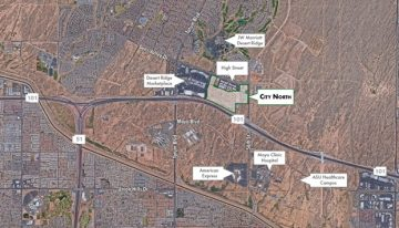 California Developer Plans New Urban Core in Phoenix