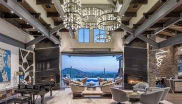 Interior Design Inspo of the Week: A Desert Mountain Contemporary Home by Est Est Scottsdale