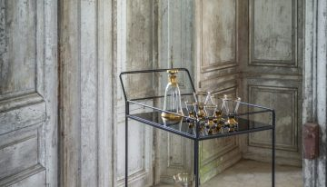 3 Don Draper-Approved Bar Carts
