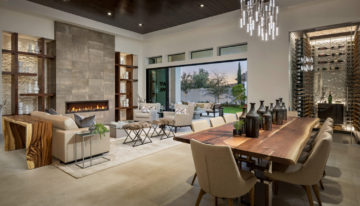 Interior Design Inspo of the Week: Resort Living in Gilbert by Est Est Scottsdale