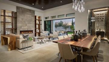 Interior Design Inspo of the Week: Resort Living in Gilbert by Est Est Scottsdale