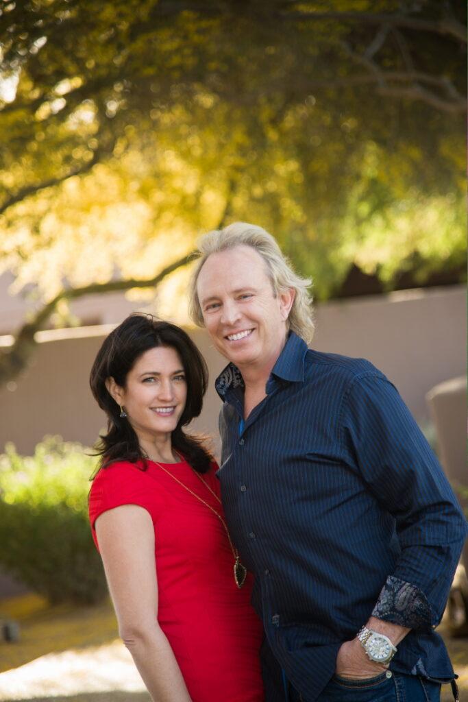 Esther Boivin, Tony Sutton. Photo Gary Helland.