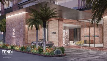 FENDI Private Residences to Make Arizona Debut