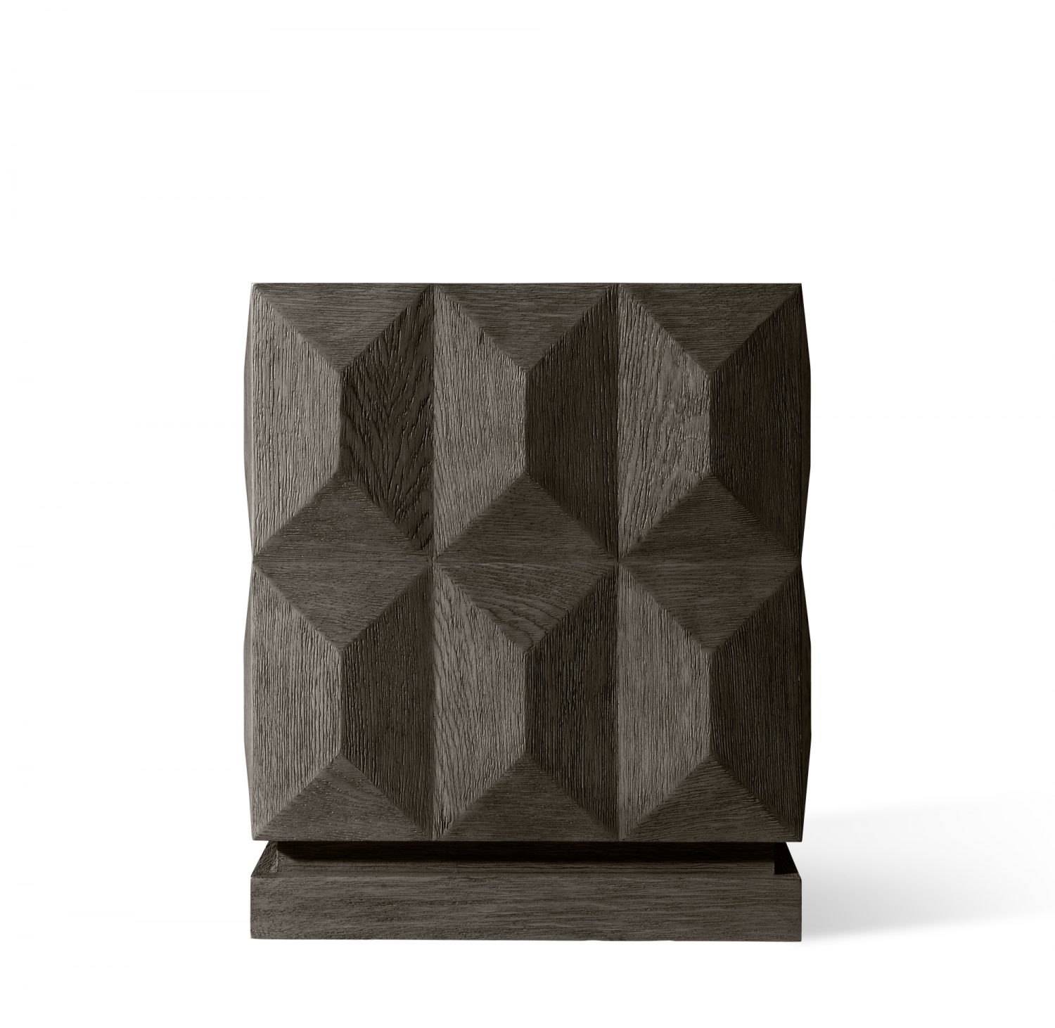 Fall 2016 Restoration Hardware Interiors Collection : GEOMETRIC FACETED SQUARE SIDE TABLE brown from www.arizonafoothillsmagazine.com size 2000 x 1949 jpeg 970kB