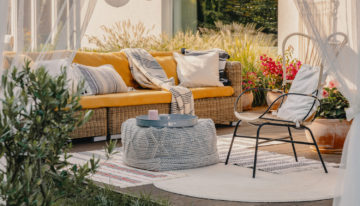 Outdoor Rug and Tile Trends: What's Hot and What's Not