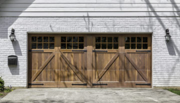 Garage Door Trends That Add Value to Your Home