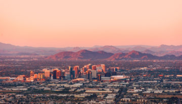 Phoenix Ranks #1 Nationwide for Highest Net Inflow of New Residents