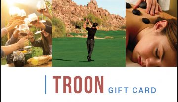 Mother's Day Gifting: Troon Gift Cards