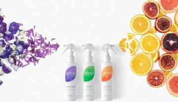 First-Ever Plant-Based Home Freshener