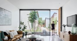 Sophisticated New Townhome Complex, Designed by Studio Ma, Shows Denser, Sustainable Phoenix