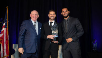 Jason Mitchell Honored with RISMedia's National Homeownership Award