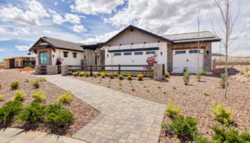 Home Sweet Second Home:  Northern Arizona Luxury by Capstone Homes
