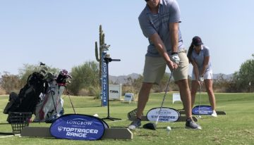 Longbow Golf Club Debuts Toptracer Range at Practice Facility