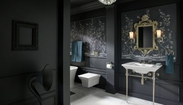 Could This Be the Chicest Toilet Ever?