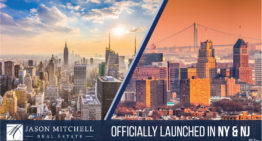 Jason Mitchell Real Estate Opens Its Doors in New York and New Jersey