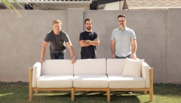 A Q&A with the Co-founders of Neighbor Outdoor Furniture