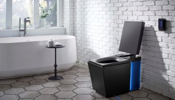 Kohler Co. Unveils Crazy-Cool Toilet