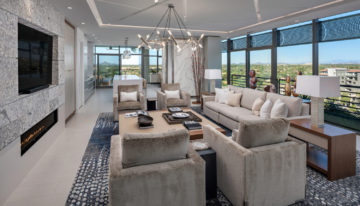 Interior Design Inspo of the Week: Optima at Kierland Condo