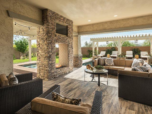 4 Meritage Homes Hosts Re Grand Opening Of Cadiz And Mollina At Sedella
