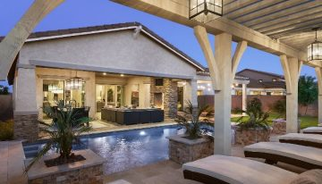 Nov. 4: Meritage Homes Hosts Re-Grand Opening of Cadiz and Mollina at Sedella