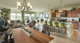 Meritage Homes Hosts Sienna Hills Event