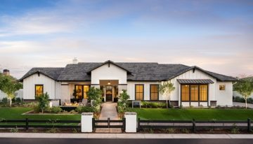 Toll Brothers at Whitewing Unveils New Model