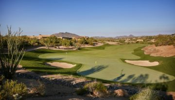Climb the Golf Ladder at Desert Mountain