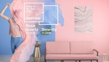 New Pantone Colors Brings Design Ideas for the New Year